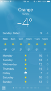 Winter Water Meters