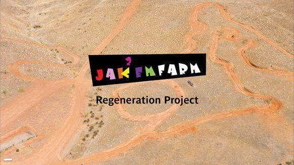 JAKEM FARM Bush Regeneration Project