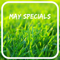 May 2018 Specials at Great Aussie Lawns