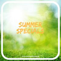 Great Aussie Lawns - Summer Specials