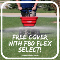 FREE Cover with every Earthway Flex Select F80 Spreader!
