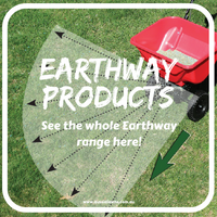 Earthway Broadcast Fertiliser Spreaders – see the full range and features here