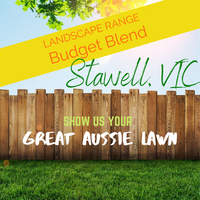 SHOW US YOUR GREAT AUSSIE LAWN - Advanced Seed Budget Blend