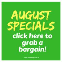 Great Aussie Lawns - Specials for August