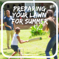 Easy Tips to Prepare your Lawn for Summer