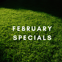 SPECIALS: See what's on Special for February