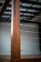 The Benefits of Wire Balustrade (Cable Railing)