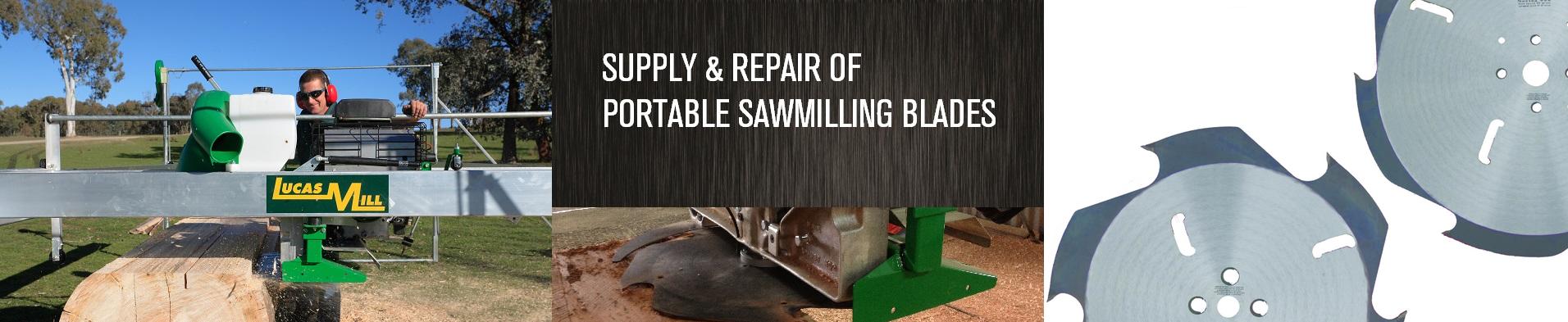 Lucas Mill - Portable Sawmill Repair