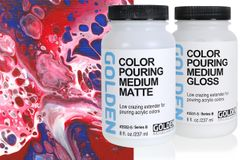 NEW FROM GOLDEN ARTISTS COLORS!