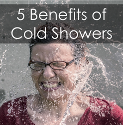 5 Benefits of Cold Showers