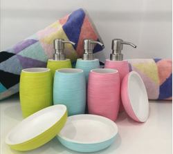 Check out the Amelia range in Lime, Blue, and Pink