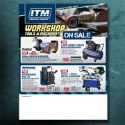 Workshop Tools & Machinery - March to May Sale Now On