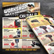 Workshop Tools & Machinery - Sale Now On