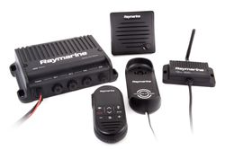 UNTETHERED: New Raymarine VHFs able to be used anywhere on board!