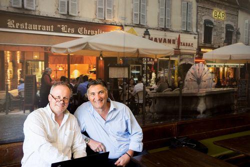 Burgundy's best visits NZ - Domaine De Montille