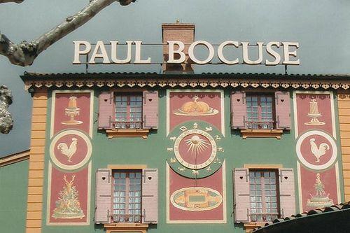 Paul Bocuse, a culinary legend