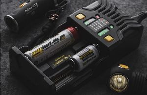 Armytek - Battery types - How to Choose the power source for your device