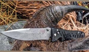 Sog Spec ARC Knife  - NZ Outdoor Hunting Magazine