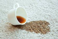 How to get rid of carpet stains