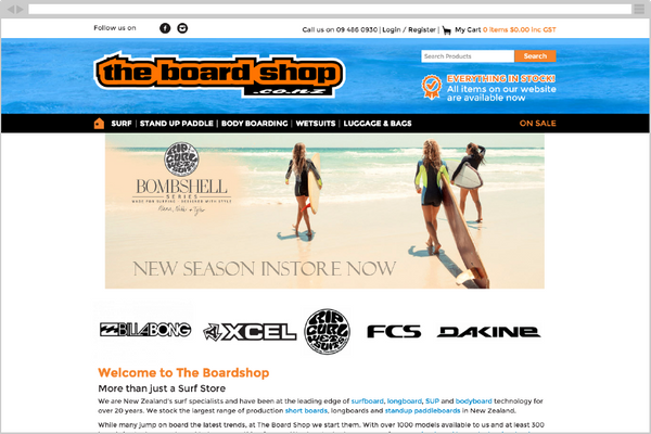 The Boardshop