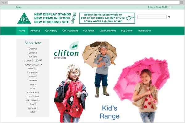 Clifton Umbrellas