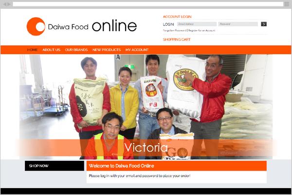 Daiwa Food Online