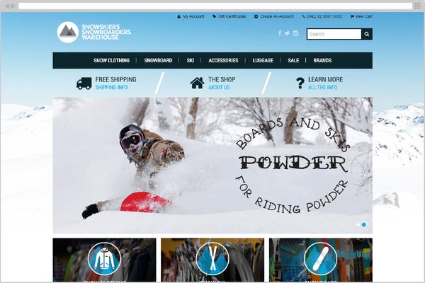 Snowskiers Warehouse